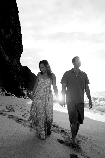 kalalau trail, kalalau engagement, kauai, engagement, engagement photos, engagement shoot, hawaii engagement