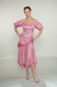 bridesmaids, bridesmaids dresses, katherine heigl, 27 dress movie