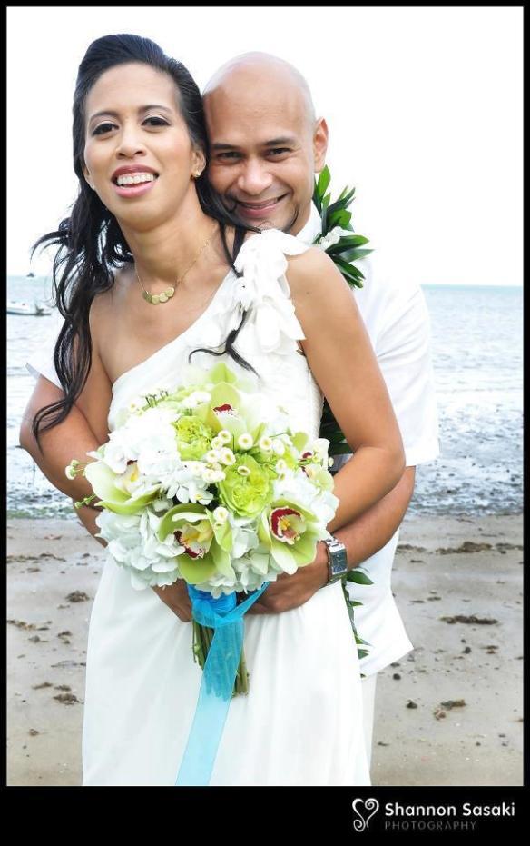 waikane wedding, hawaii wedding, oahu wedding, mary and tony, best day ever hawaii, outdoor wedding