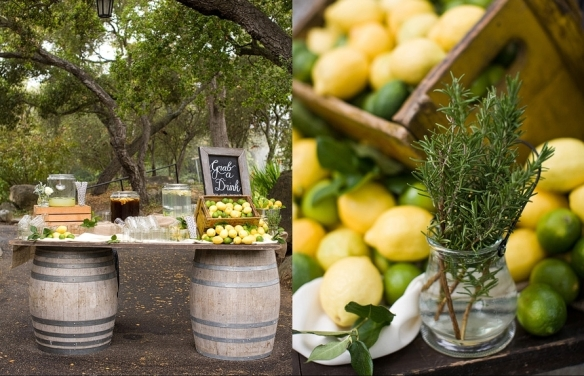 inspiration tuesdays, rustic weddings, outdoor weddings