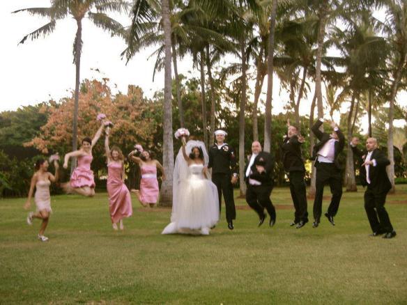 hale koa hotel, hale koa wedding, oahu wedding, hawaii wedding, greg and sandy, best day ever hawaii