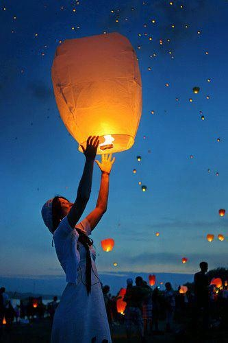 sky lanterns, sky lanterns banned in hawaii, hawaii sky lanterns