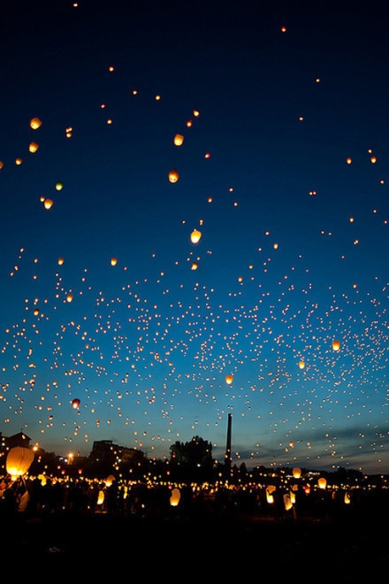 Q&A. Are wedding wish/sky lanterns allowed in Hawaii ...