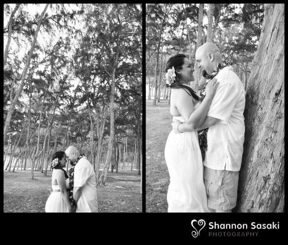 Jason + Bianca 8/03/12 Waimanalo Bay Beach Park