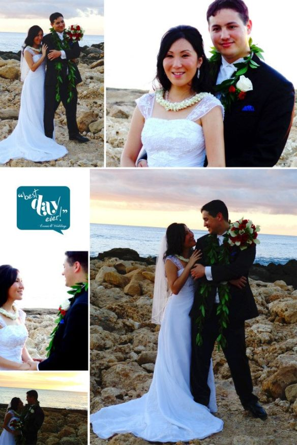 ihilani koolina, ihilani koolina wedding, hawaii wedding, oahu wedding, kristen and neal, best day ever hawaii