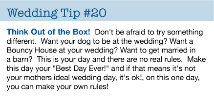 wedding-tip-think-outside-of-the-box