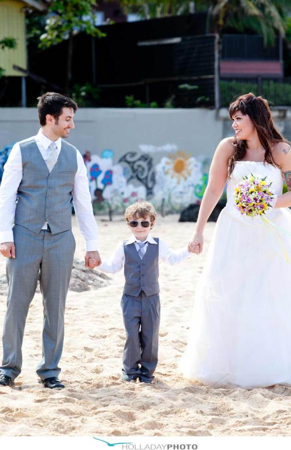suit vests, wedding trend, outdoor wedding, hawaii wedding
