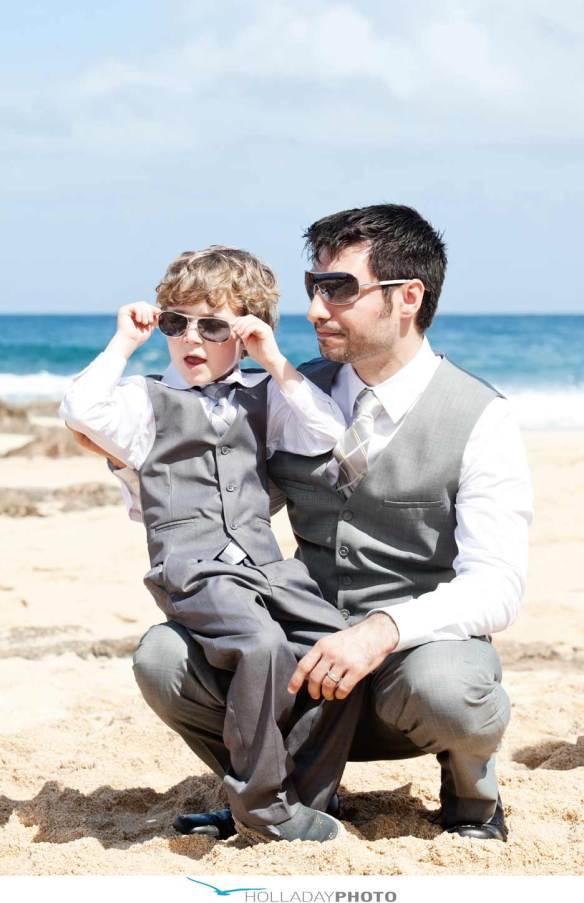 suit vests, wedding trend, outdoor wedding, hawaii wedding
