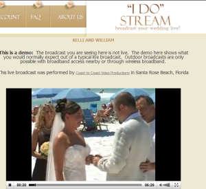 latest wedding technology, trends, 2013 trends, wedding trends