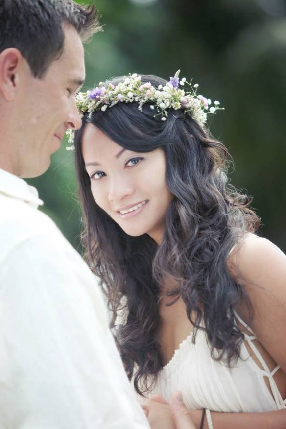 hau'ula beach house, beach house wedding, outdoor wedding, hawaii wedding, oahu wedding, best day ever hawaii, janah and justin