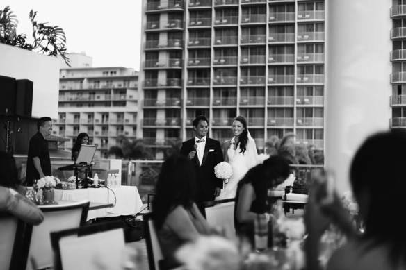 hawaii wedding, oahu wedding, barron and kate, trump hotel, trump hotel wedding
