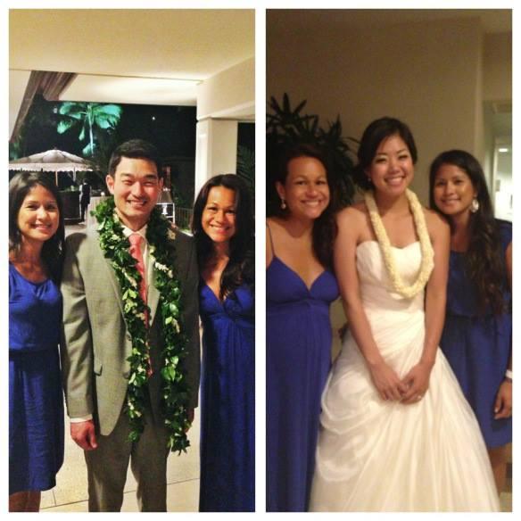 hawaii wedding, oahu wedding, grace and grant, grace and grant's best day ever, best day ever hawaii, halekulani hau terrace, halekulani hau terrace wedding