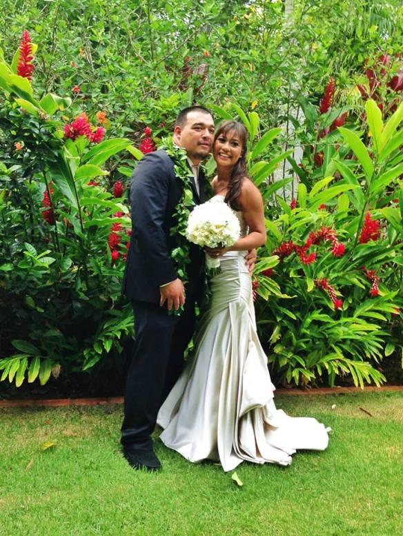 hawaii wedding, oahu wedding, Hank and tehani, Hank and Tehani's Best Day Ever, Hank and Tehani, Hawaii Wedding, Bella Sophia Estate, bella sophia, estate wedding
