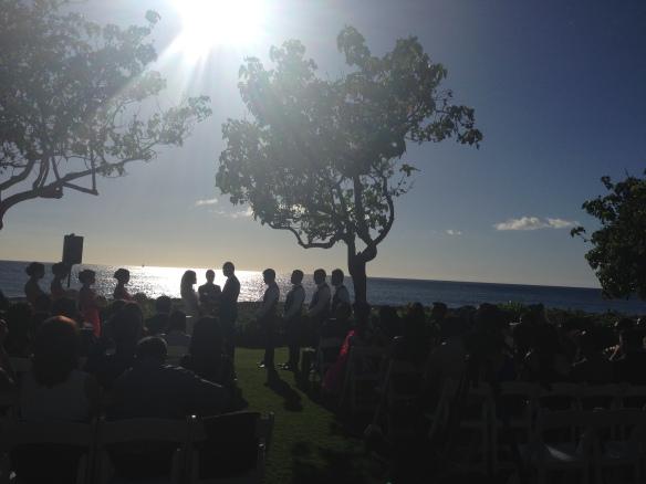 hawaii beach wedding, oahu beach wedding, australian hawaii wedding, hawaii koolina wedding, hawaii wedding planner, best day ever hawaii, hawaii ceremony