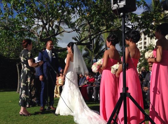 hawaii beach wedding, oahu beach wedding, australian hawaii wedding, hawaii koolina wedding, hawaii wedding planner, best day ever hawaii. hawaii ceremony