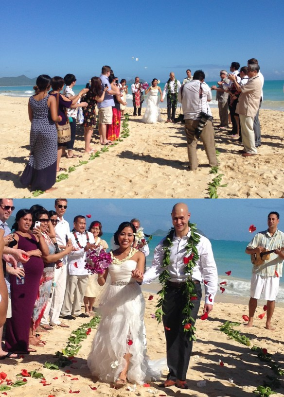 Abbie + Jayson's Best Day Ever, Aston Waikiki Wedding, Coconut Club Wedding, hawaii beach wedding, oahu beach wedding, waimanalo bay beach wedding, Waimanalo Beach