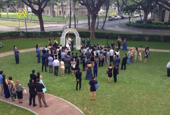 hawaii wedding, hawaii wedding planners, best day ever hawaii, hawaii wedding, oahu wedding, hawaii state art museum wedding, museum wedding