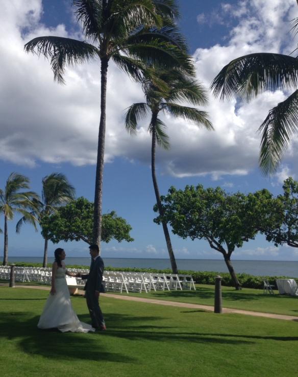 hawaii wedding, oahu wedding, koolina ihilani, koolina ihilani wedding, mike and lisa, best day ever hawaii