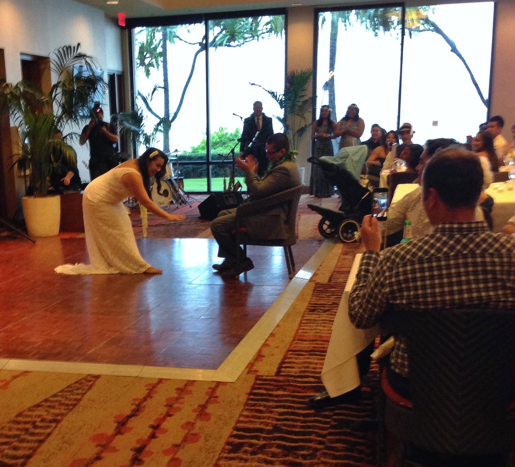 Waialae Country Club Wedding